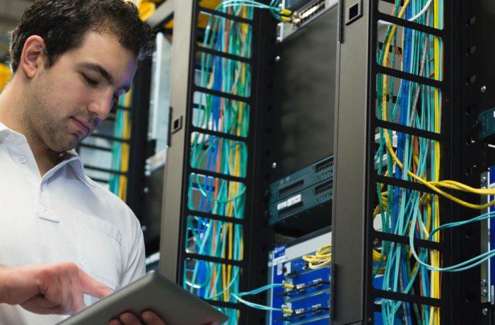 Cableado de datos a tablero de comunicaciónes – LEVEL 3